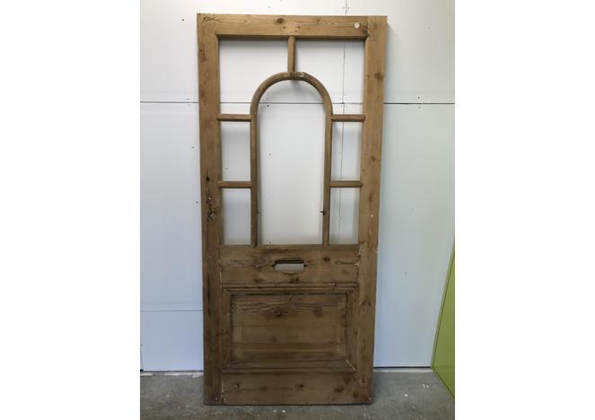 Original Period Front Door Fd1005 Reclaimed Period Front Doors