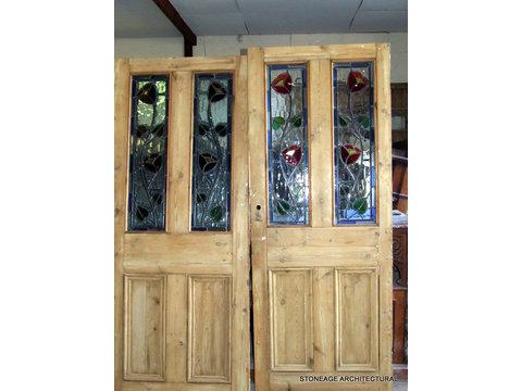 Reclaimed Period Interior Doors Nostalgia New