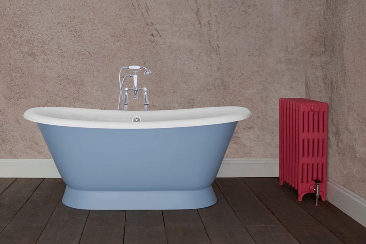 Montreal cast iron bath | The Nostalgia Bath Range