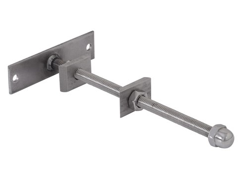 Front Mounted Stainless Steel Wall Stay