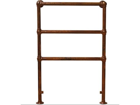 Carron Beckingham Bathroom Tail rail copper