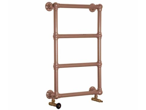 Bassingham Towel Rail (Copper Finish)